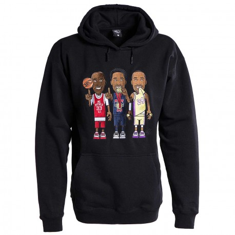 k1x LT Me Myself & I Hoody Black