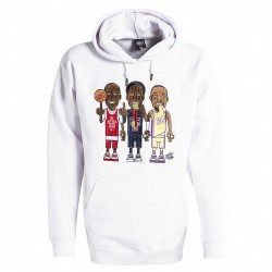 k1x LT Me Myself & I Hoody White